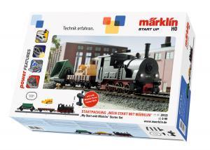 """Märklin 29133 Startset med ånglok för de aldra minsta """"My Start with Märklin"""""""