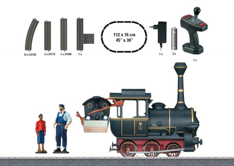 """Märklin 29199 Startset för barn """"Jim Button"""""""