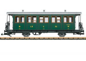 LGB 30341 Personvagn type RhB 3 klass Nyhet 2021