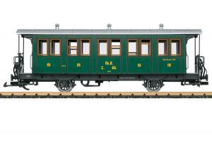 LGB 30342 Personvagn type RhB 3 klass Nyhet 2021