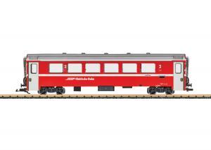 LGB 30512 RhB Mark IV Express Train Passenger Car, 2nd Class Höstnyhet 2021 Förboka ditt exemplar
