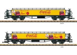 LGB 32356 Coca-Cola® Observation vagn Nyhet 2021 Förboka ditt exemplar