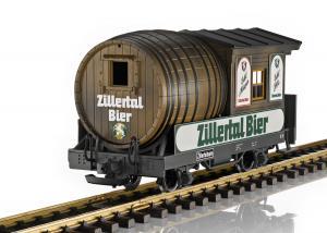 LGB 32421 Ölvagn Ziller Valley Railroad Höstnyhet 2021 Förboka ditt exemplar