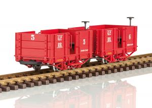 "LGB 32441 Grizzly Flats Passenger vagnset "" CHLOE """