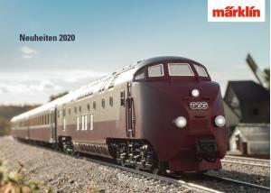Märklin 345382 Nyhetskatalog 2020