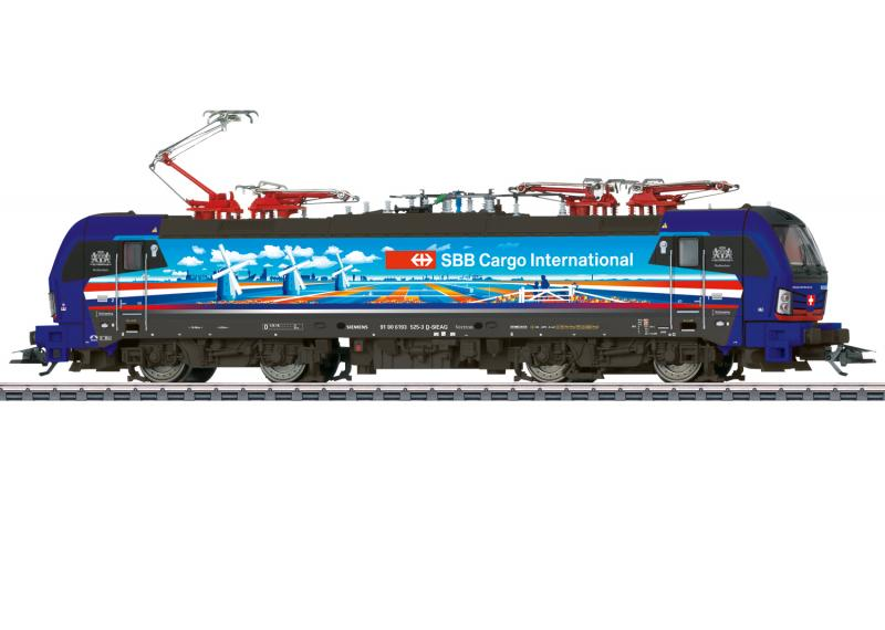 Märklin 36160 Ellok Class 193 Vectron Nyhet 2020 Förboka ditt exemplar