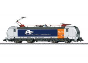 Märklin 36192 Vectron Class 193 Skandinaviska Jernbanor