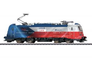 Märklin 36201 Ellok (ČD) class 380 Nyhet 2020