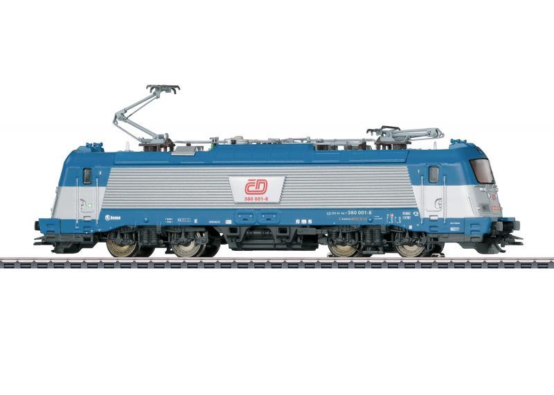 Märklin 36209 Ellok (ČD) class 380 Nyhet 2019