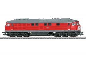 """Märklin 36435 Diesellok Class 232 ( DB AG ) DB Cargo """" Ludmilla """" Nyhet 2021 Förboka ditt exemplar"""