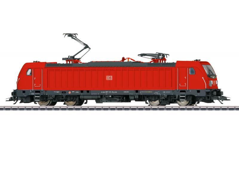 Märklin 36636 Ellok (DB AG) class 187.0 Nyhet 2020 Förboka ditt exemplar