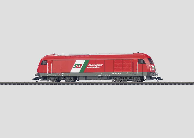 36790 Diesellok Reihe 2016 Steiermark.