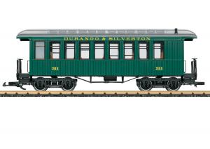 """LGB 36821 Amerikansk Personvagn 311 """" Durango & Silverton Railroad """" Nyhet 2021 Förboka ditt exemplar"""