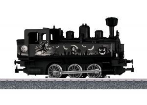Märklin 36872 Ånglok - Halloween Glow in the Dark Steam Locomotive Nyhet 2020 Förboka ditt exemplar