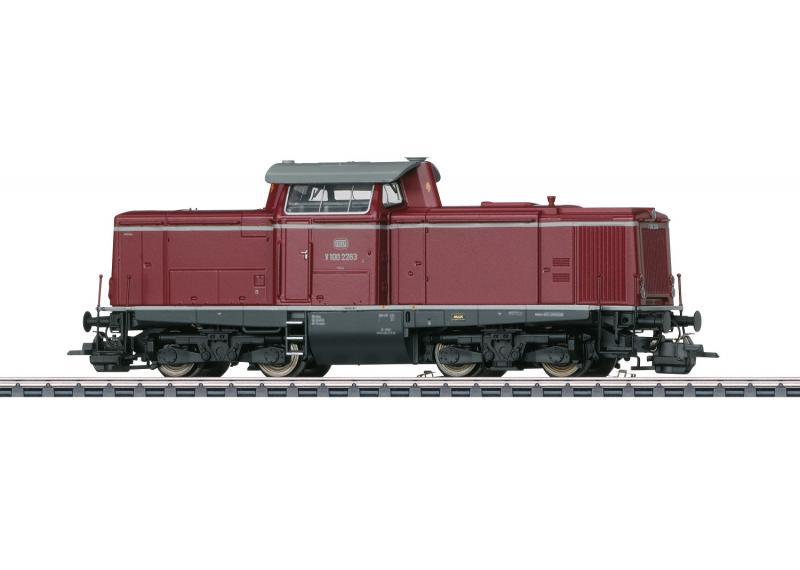 Märklin 37008 DB Diesellok Class V 100.20 Telex & Ljud