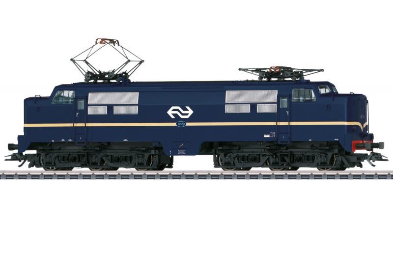 Märklin 37025 Ellok class 1200 Dutch State Railways (NS) Nyhet 2021 Förboka ditt exemplar