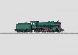 37033 Ånglok Serie 64 NMBS/SNCB mfx med ljud
