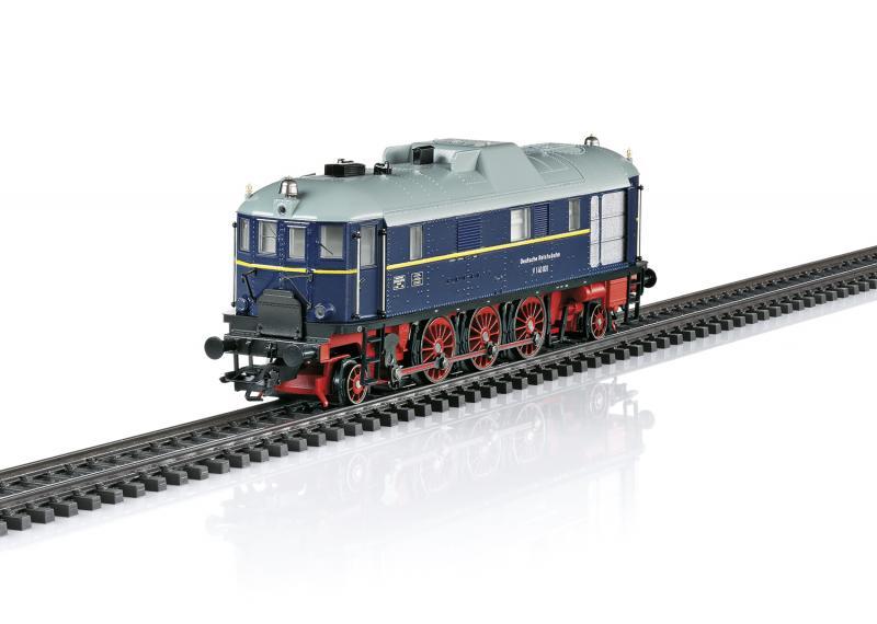 Märklin 37212 Class V 140 001 Diesel Hydraulic