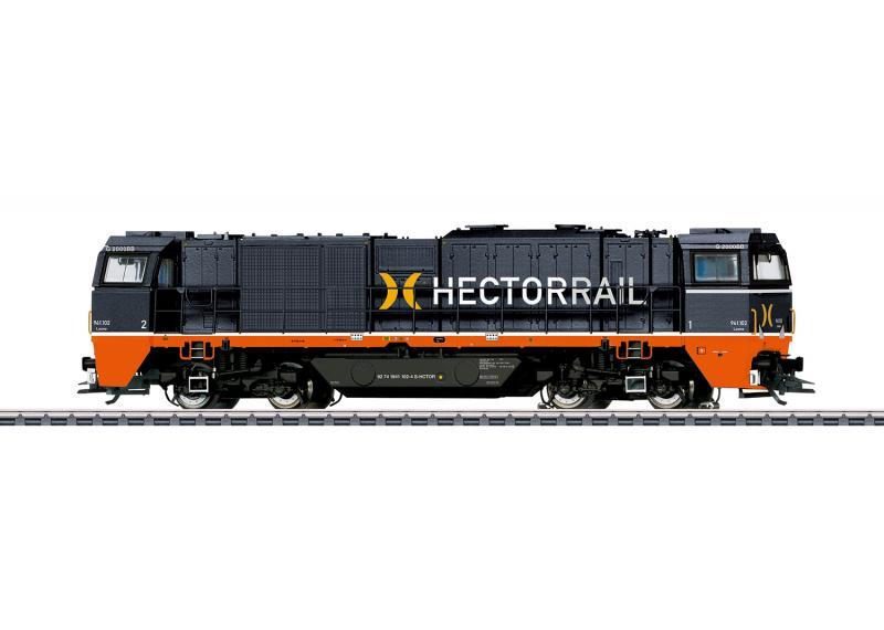 Märklin 37296 Svenskt Diesellok Class G 2000 Hectorrail Nyhet 2020 Förboka ditt exemplar