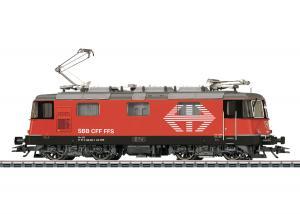 Märklin 37304 Ellok (SBB) class Re 4/4 II Nyhet 2020 Förboka ditt exemplar