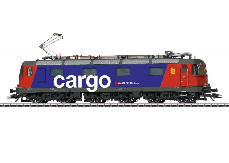 Märklin 37327 Ellok SBB Cargo Class Re 620 Nyhet 2020 Förboka ditt exemplar