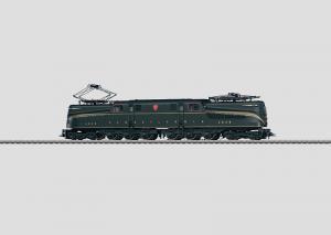 37493 Ellok GG1 Pennsylvania Railroad (PRR) mfx ljud