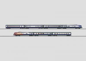 37608 Motorvagnståg VT 11,5 BR 60 BST 7 delar mfx ljud