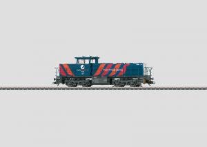37626 Diesellok MaK 1206 NS