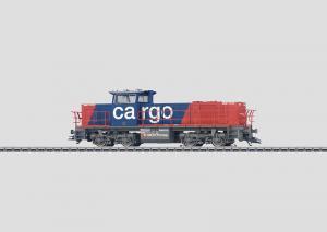 37643 Diesellok Am 842 SBB Cargo