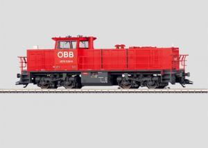 37659 Diesellok Reihe 2070 Hector ÖBB