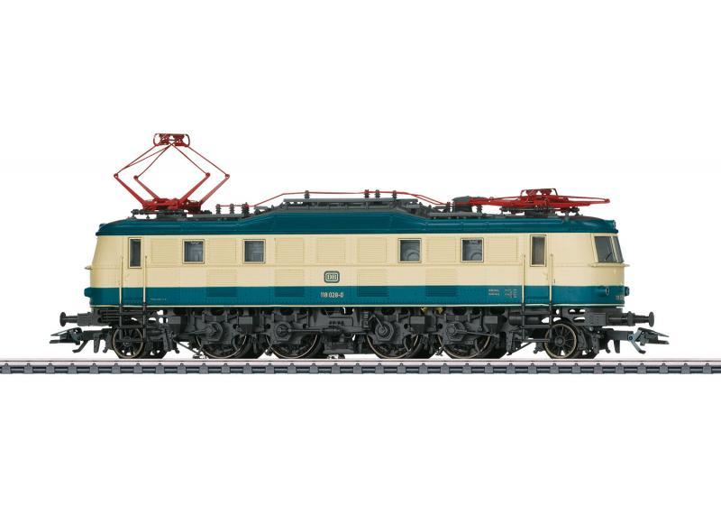 Märklin 37685 Ellok DB Class 118