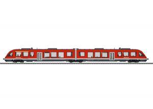 Märklin 37716 Diesel motorvagnståg DB.AG Class 648.2 Nyhet 2020 Förboka ditt exemplar