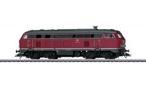 Märklin 37765 Tyskt Diesellok DB Class 218 Nyhet 2020 Förboka ditt exemplar