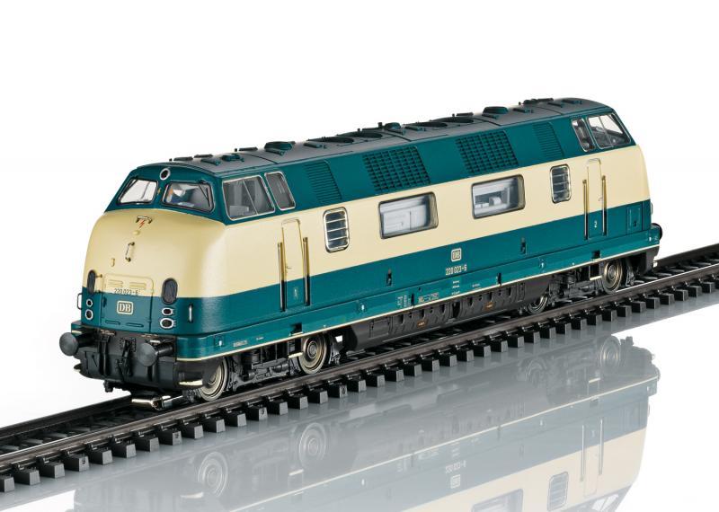 Märklin 37807 Diesellok DB Class V 200.0 Nyhet 2020 Nu i lager