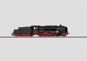 37811 Ånglok med tender klass 50 1128 typ DB mfx