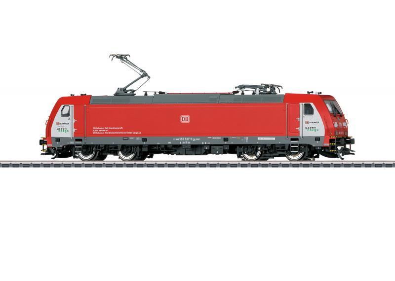 Märklin 37856 Ellok Class 185/Traxx 2 DB Schenker Rail Scandinavia A/S Nyhet 2020