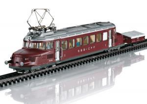 Märklin 37869 Ellok Röda Pilen Swiss Federal Railways (SBB) class RCe 2/4