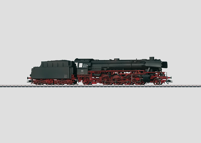 37922 Ånglok med tender BR 41 typ DB mfx ljud Fabriksvädrad MHI serie 1/4