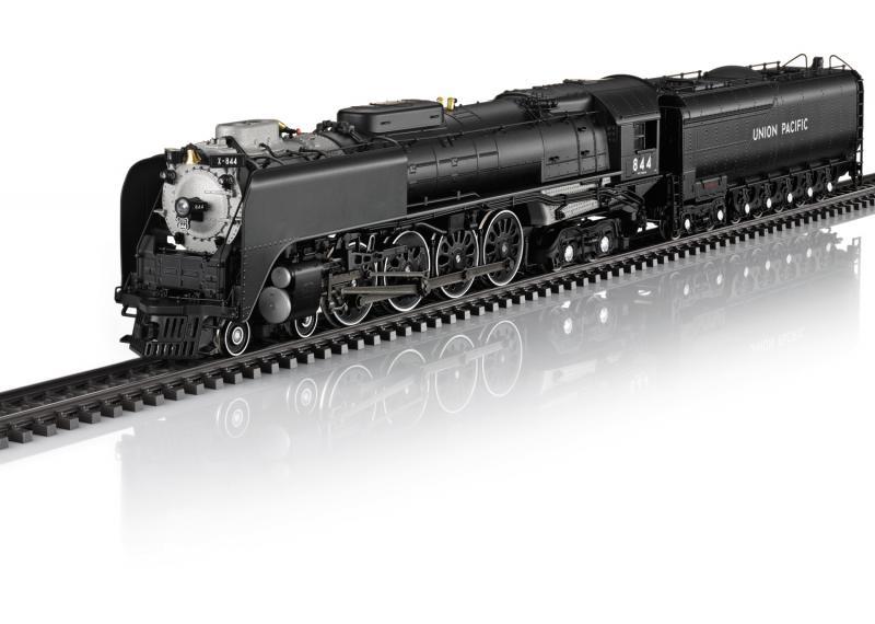 """Märklin 37984 Ånglok Union Pacific Railroad (UP) class 800 """" Höstnyhet 2021"""