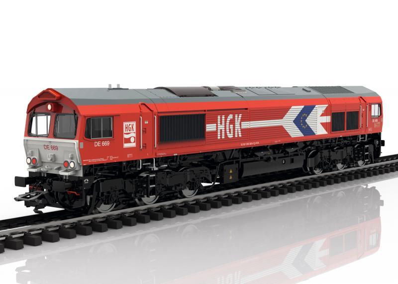 Märklin 39060 Tyskt diesellok Class 66 Nyhet 2020 Förboka ditt exemplar