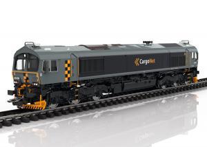 Märklin 39063 Norskt Diesellok Class 66 Cargo Net Nyhet 2020