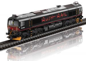 """Märklin 39068 Diesellok Class 66 """" RushRail """" Sverige Nyhet 2021"""