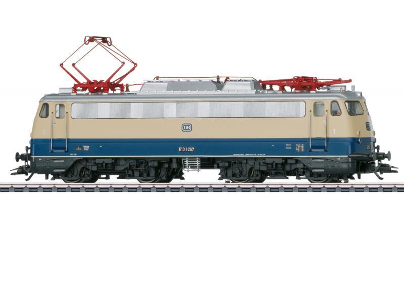 Märklin 39126 Ellok  (DB) class E 10.12 Nyhet 2021 Förboka ditt exemplar