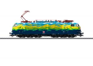 """Märklin 39171 Ellok (DB AG) class 103.1 """"Touristikzug"""" / """"Tourism Train"""" Nyhet 2020 Förboka ditt exemplar"""