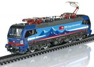 """Märklin 39199 Ellok class 193 ( Vectron ) SBB Cargo International """"Limmat"""" Sommarnyhet 2021 Förboka ditt exemplar"""