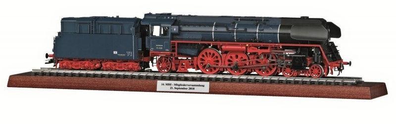 """Märklin 39208 Ånglok tyskt DR/GDR Class 01.5 """"Reko"""""""