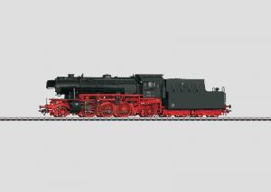 39235 Ånglok persontåg BR 23 DB mfx ljud