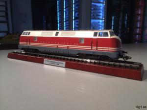 39301 Diesellok ML 3000 C´C´V300 DB MHI