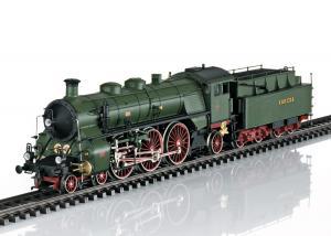Märklin 39436 Ånglok Bayerskt Class S 3/6 Nyhet 2020 Förboka ditt exemplar