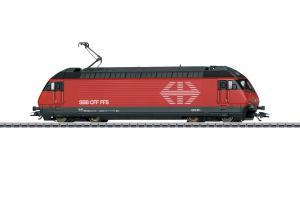 Märklin 39461 Ellok (SBB/CFF/FFS) class Re 460 Nyhet 2020 Förboka ditt exemplar